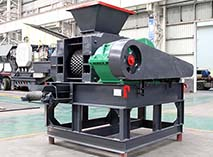 High Quality Large Salt Briquetting Machine Sell