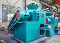 South Asia efficient medium calcining ore briquetting machine