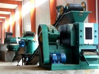 High Quality Cement Clinker Briquetting Machine Sell It At
