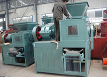 high quality mineral briquette making machine sell it at a