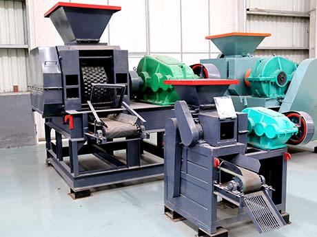 low price large aluminum hydroxide briquetting machine
