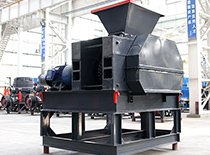 Medan high quality large construction waste briquetting