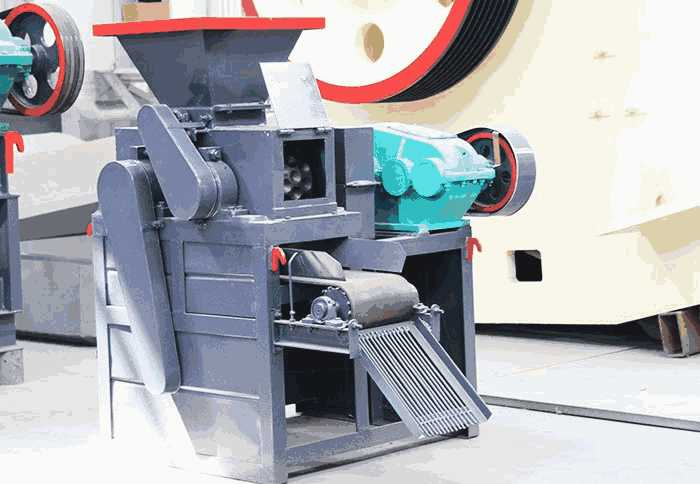 tangible benefits new calcite briquette making machine