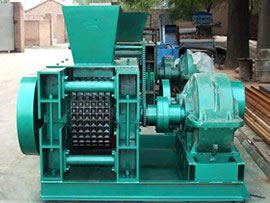 high quality large diabase briquette making machine sell