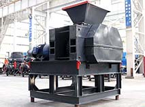 Jordan low price portable gypsum circular vibrating screen