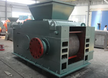 Firenze environmental soft rock briquette making machine