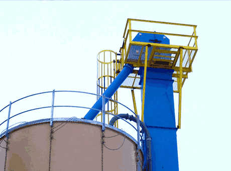 efficient new pyrrhotite bucket elevator sell it at a