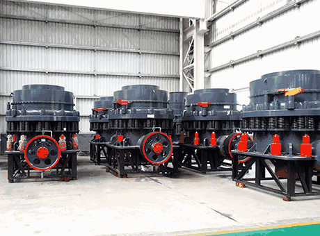 China Mineral Medium Crushing Cone Crusher  China Mineral