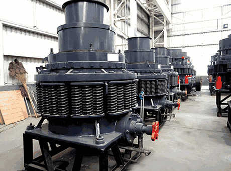 used iron ore cone crusher manufacturer india