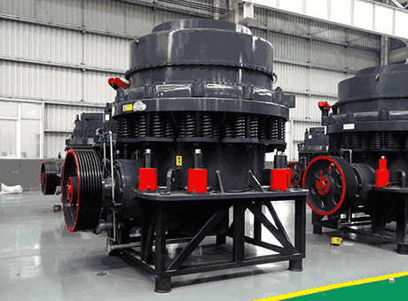 high end small gypsum hydraulic cone crusher sell it at a