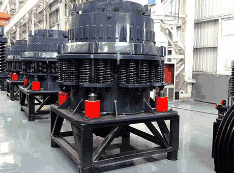 GPY Series HighEfficient Hydraulic Cone Crusher  Luoyang