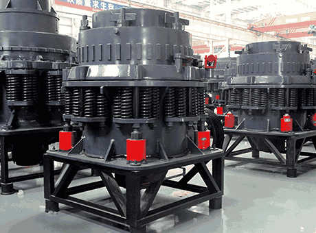 Cone Crusher For Phosphate Sumatra