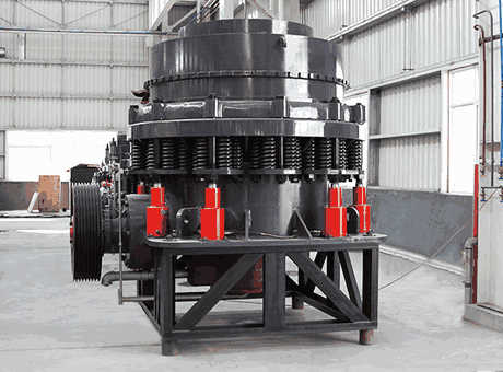 Sendai shi economic small calcining ore hydraulic cone