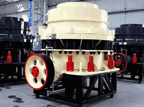high end medium construction waste symons cone crusher