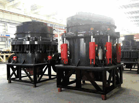 tangible benefits gypsum hydraulic cone crusher sell in