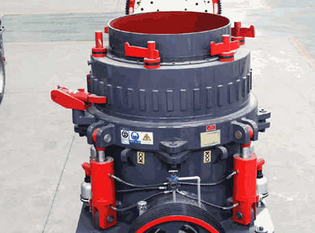Iquique tangible benefits medium silicate symons cone crusher
