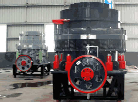 low price small construction waste symons cone crusher