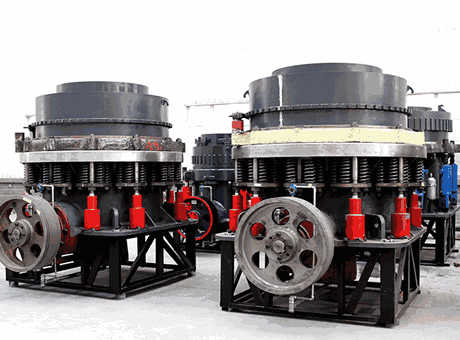 Hydraulic cone crusher accessories