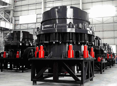 High Strength Shredder Psg Agents Cs Cone Crusher Part Series