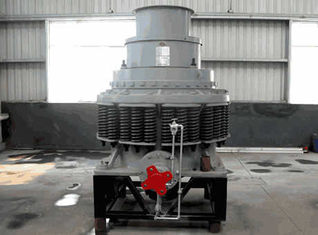 high quality small gangue hydraulic cone crusher sell it