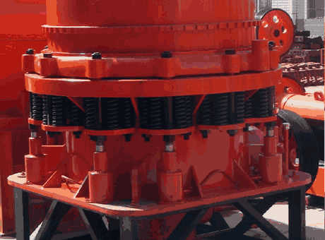 hcs hydraulic cylinder cone crusher price