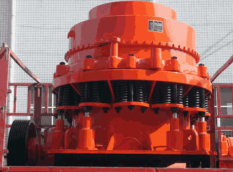 difference between standard and short head cone crusher