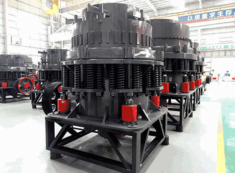 Firenze high end sandstone symons cone crusher sell at a loss