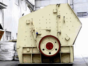 ring granulator crusher coal in mongolia