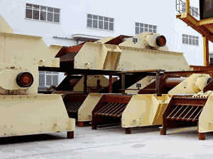 Medina economic environmental cobblestone stone crushing