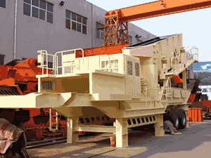 High quality iron ore copper mining equipment project used