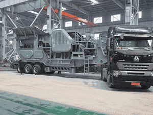 quarry and mining equipment manufacturer