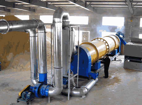 Johor Bahru efficient medium chrome ore dryer machine