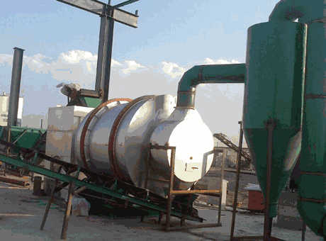 Nur Sultan high quality new ilmenite dryer machine for