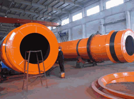 Zimbabwe high quality environmental chrome ore dryer