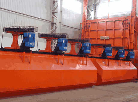efficient environmental limestone flotation machine in Kabwe