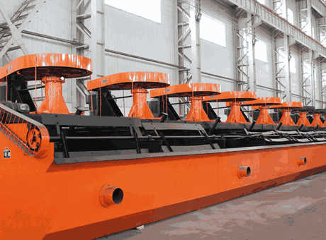 mineral bauxite mining machine for salefroth flotation of