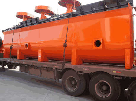 Flotation MachineLow Price Environmental Granite