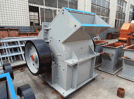 Algeria Africa tangible benefits medium hammer crusher