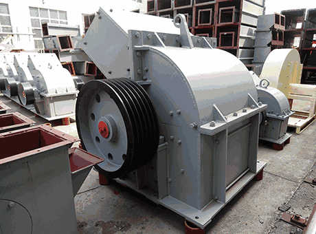 Gujarat Hammer Crusher Machine Processing Cobblestone