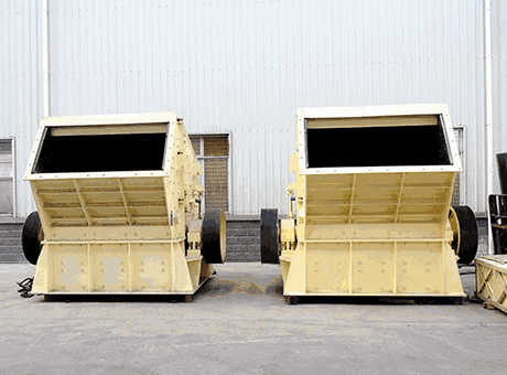 South Africa efficient small river pebble impact crusher