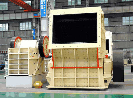 Impactor Crusher 200 Tone  SEA Solution