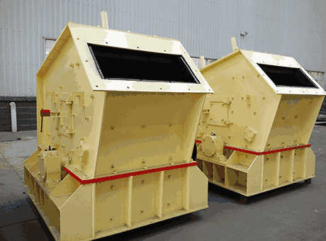 Impact Crushers  Aggregate Equipment  Lippmann