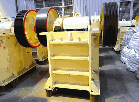 tangible benefits new granite jaw crusher manufacturer in