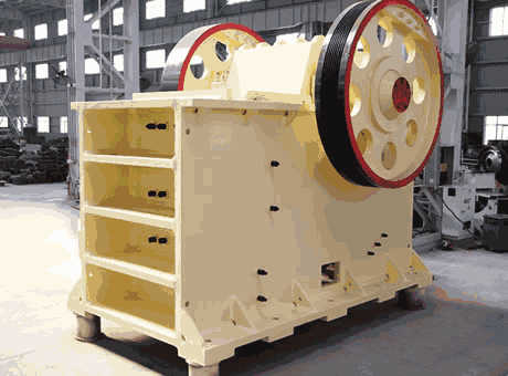 China Bearing Jaw Crusher China Bearing Jaw Crusher