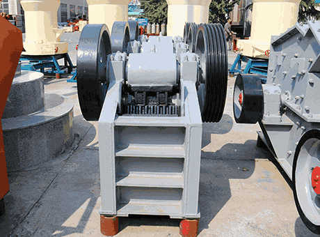 high quality large soft rock jaw crusher in Daejeon  Industar