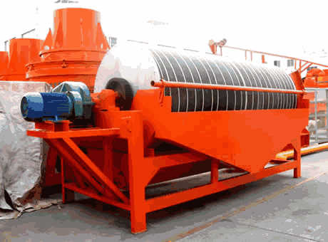 high end medium talc magnetic separator sell in Kinshasa