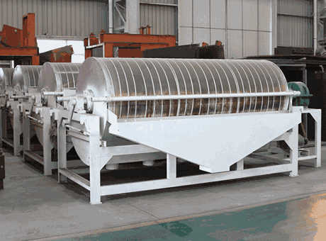 high end new river sand magnetic separator price in