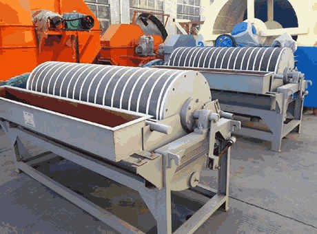 high quality gypsum spiral chute separator for sale in Nur
