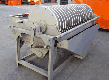 high end small barite magnetic separator sell in Lagos