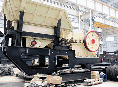 Mobile Impact Crushing Plant Equipments For Sale  CHN